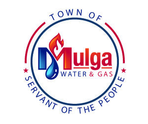 Town of Mulga Water & Gas Logo
