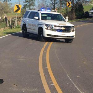 Jefferson County Alabama Sheriff Vehicle